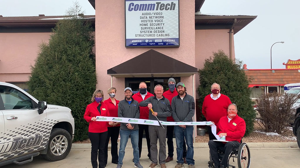 Commtechs Our New Location